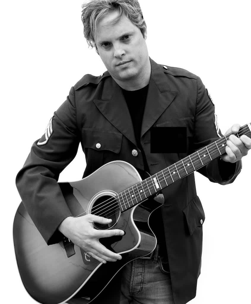 Aaron Whitehouse- Indie Recording Artist