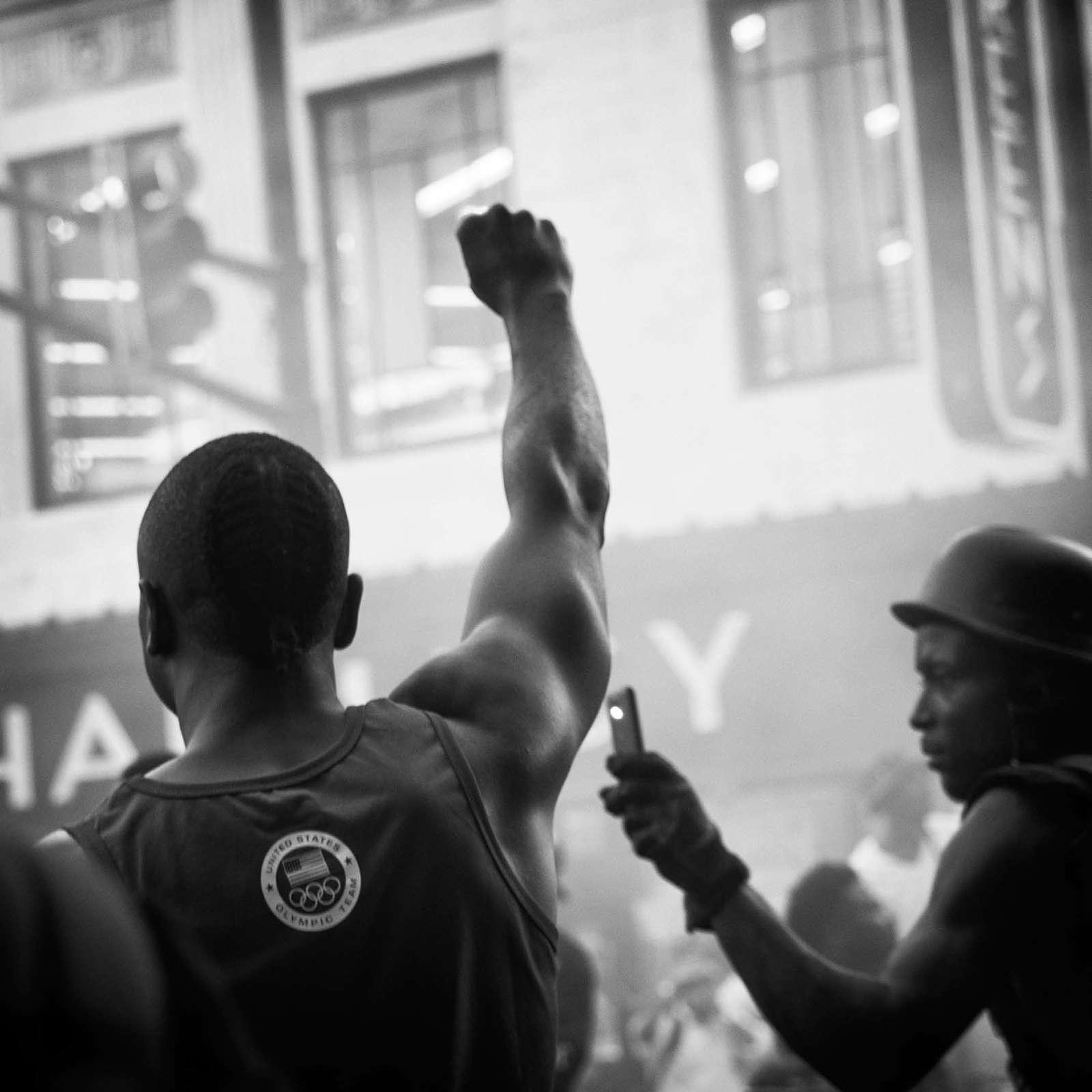 #1960 Now (#ATLisReady and Black Lives Matter Atlanta Chapter Protest Shootings of Philando Castile and Alton Sterling, Atlanta, GA), , 2016
