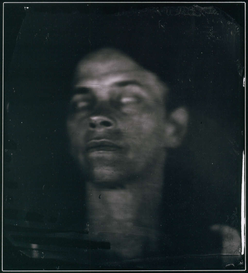 Self-Portrait #5 (Cataracts), 2005