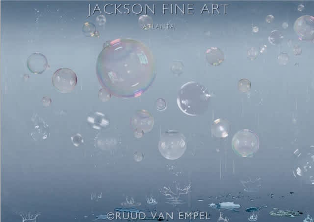 Still Life, Bubbles, 2014