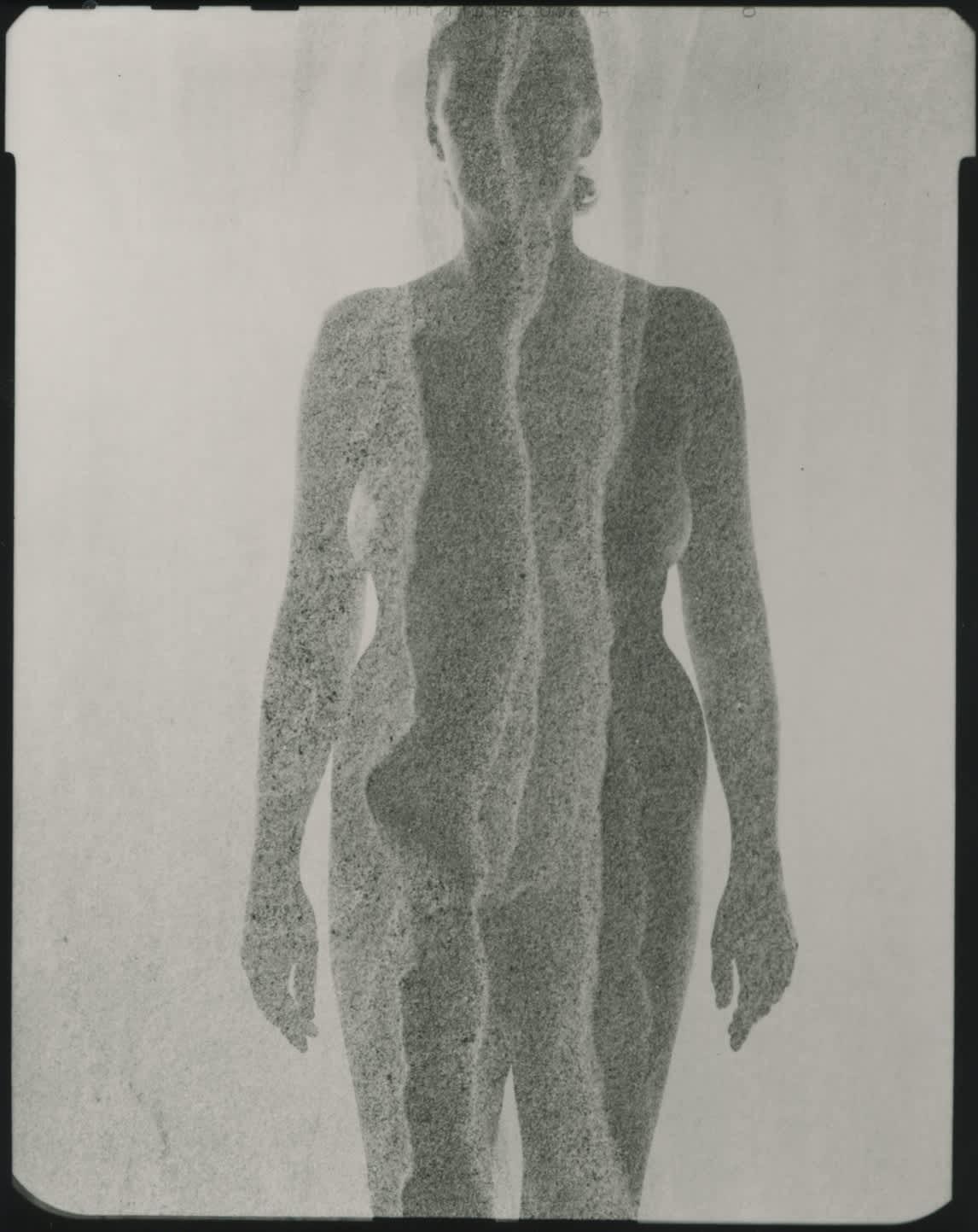 Harry Callahan, Eleanor, Chicago, 1952