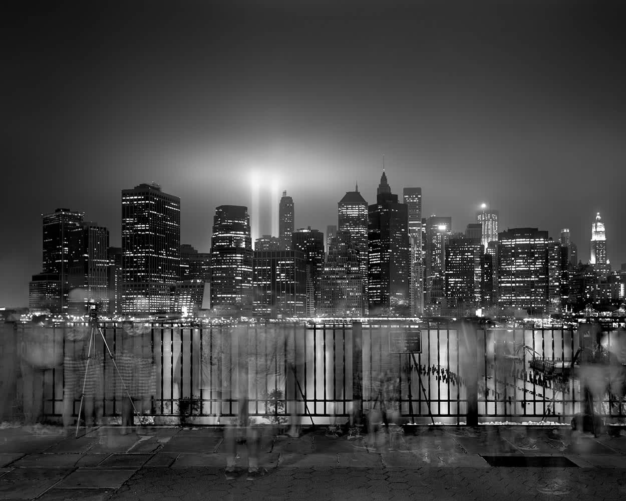 Tribute of Light, Sunday, September 11th, 2011