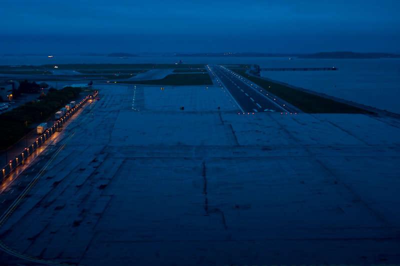 Airport Nocturne, 2009