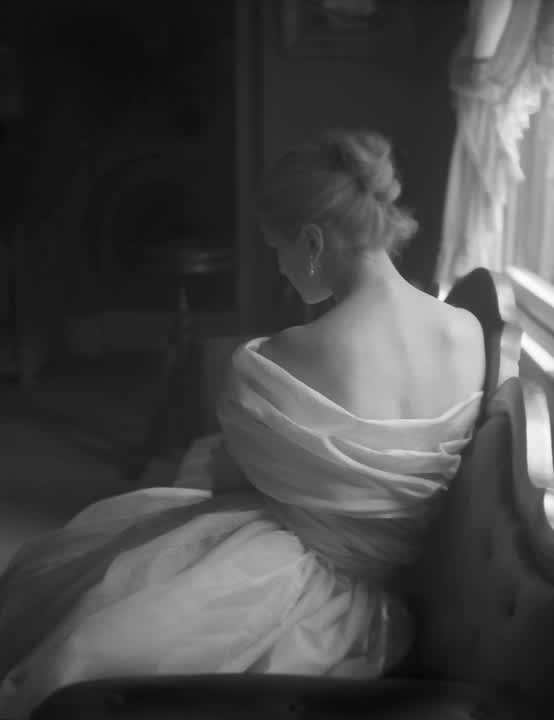 Lillian Bassman, Margie Cato (Test Shoot): New York, circa 1950