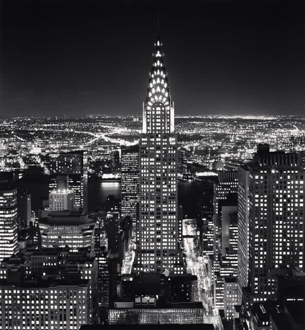 Chrysler Building, Study 2, New York, USA, 2006