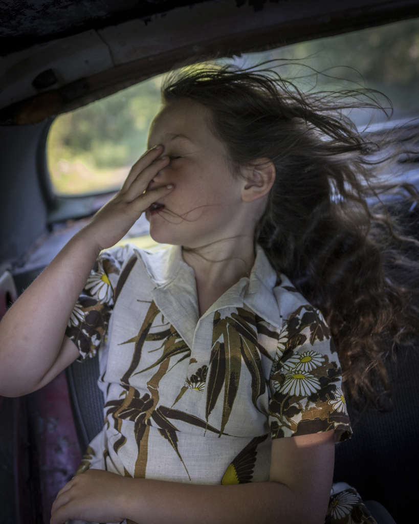 The Wind, Scout, Camden, Maine, 2018