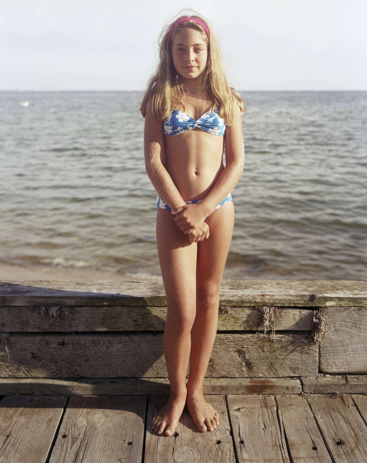 Eliza, Provincetown, 1982
