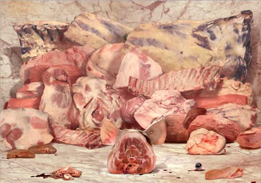 Still Life, Meat, 2014
