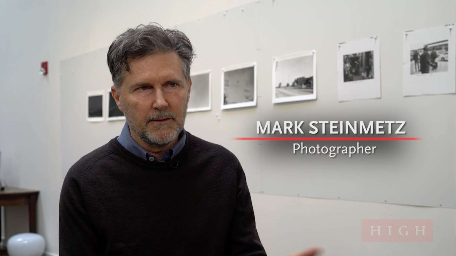 HIGH Museum Video: Mark Steinmetz: Terminus