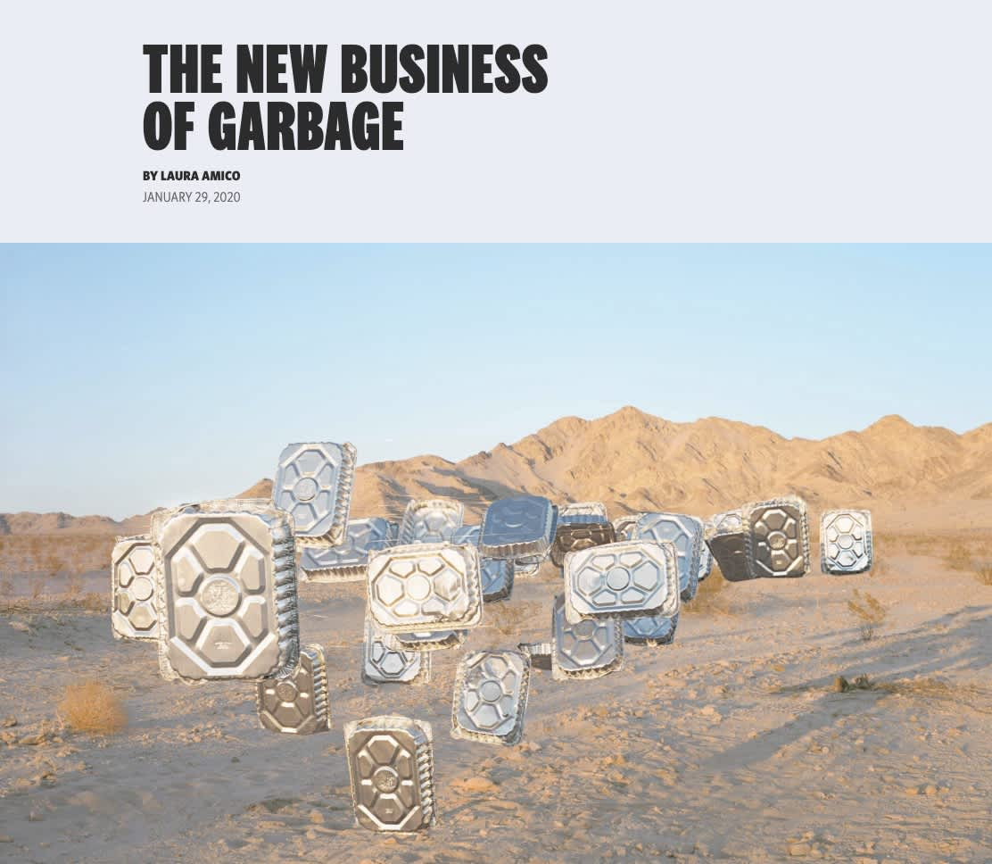The New Business of Garbage