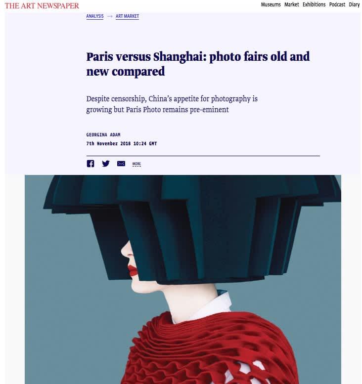 Paris versus Shanghai: photo fairs old and new compared