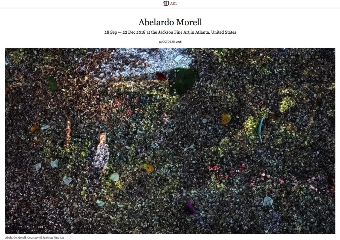 Abelardo Morell, After Monet