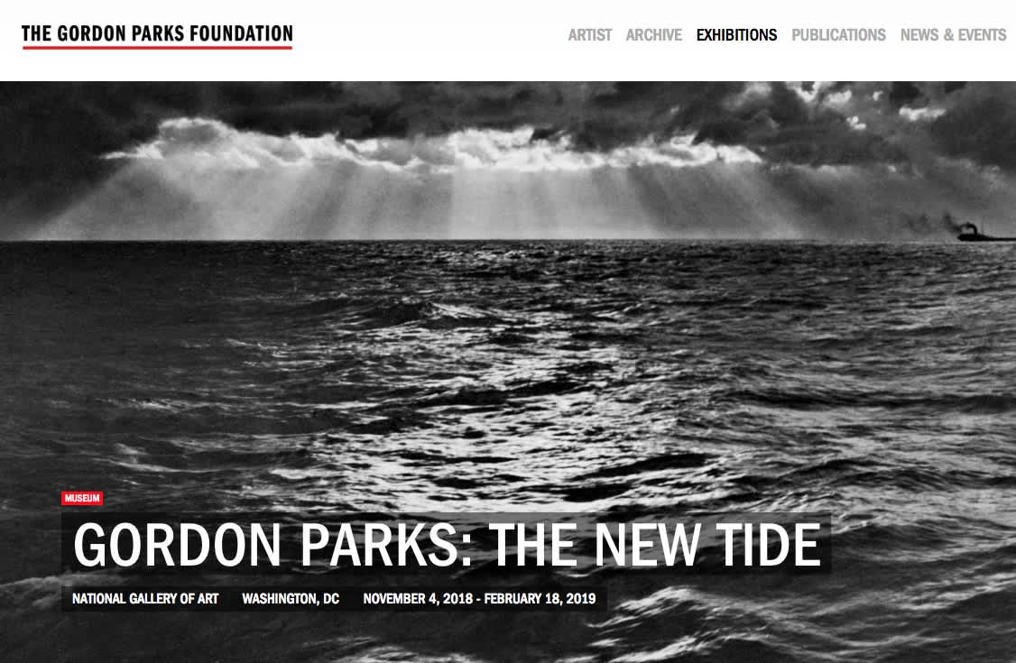 Gordon Parks: The New Tide