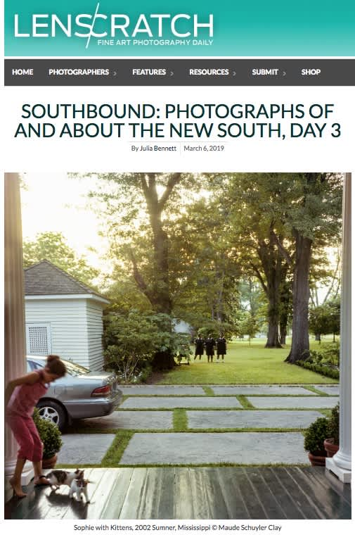 Southbound: Photographs of and about the New South, Day 3
