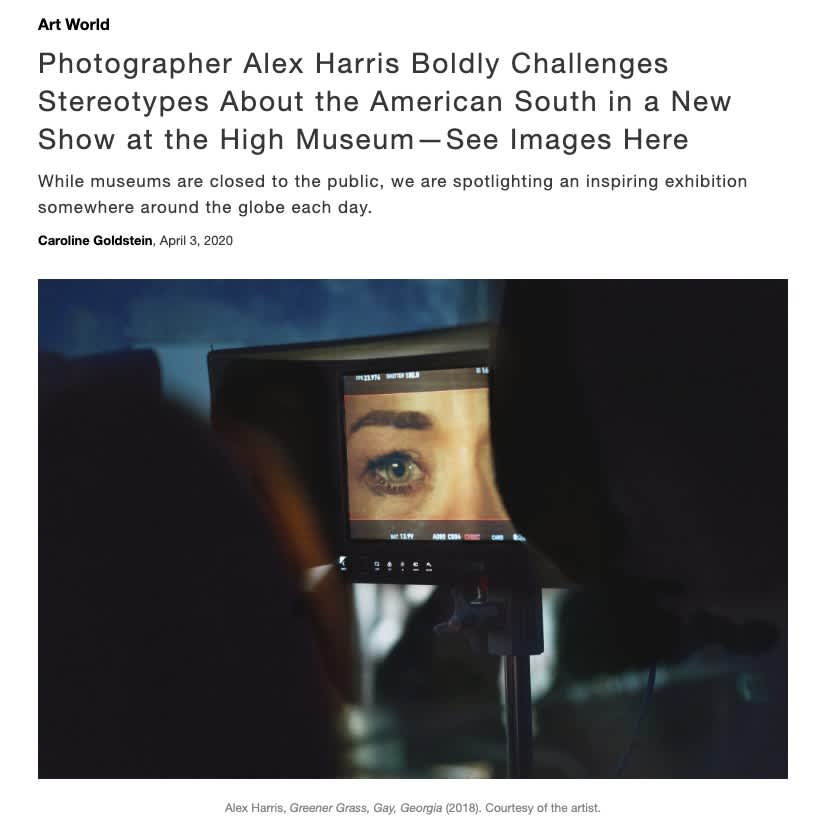 Photographer Alex Harris Boldly Challenges Stereotypes About the American South