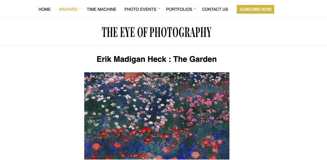 Erik Madigan Heck : The Garden