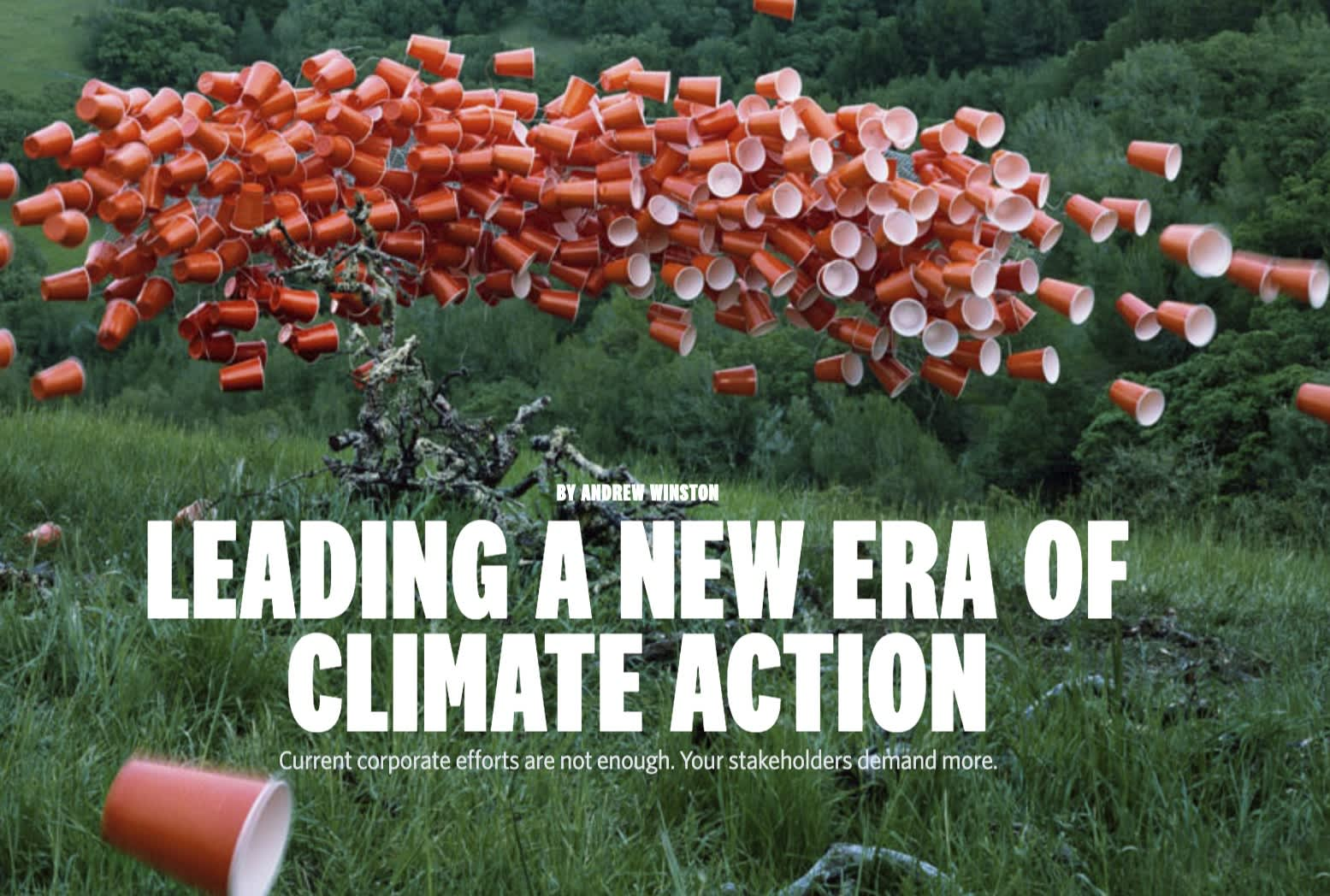 Leading A New Era of Climate Action