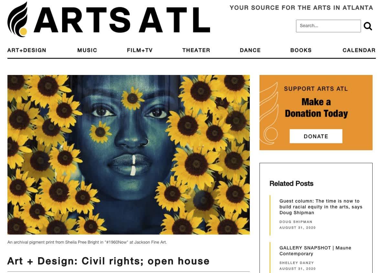 Art + Design: Civil Rights