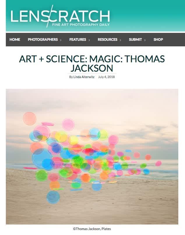Art + Science: Magic: Thomas Jackson