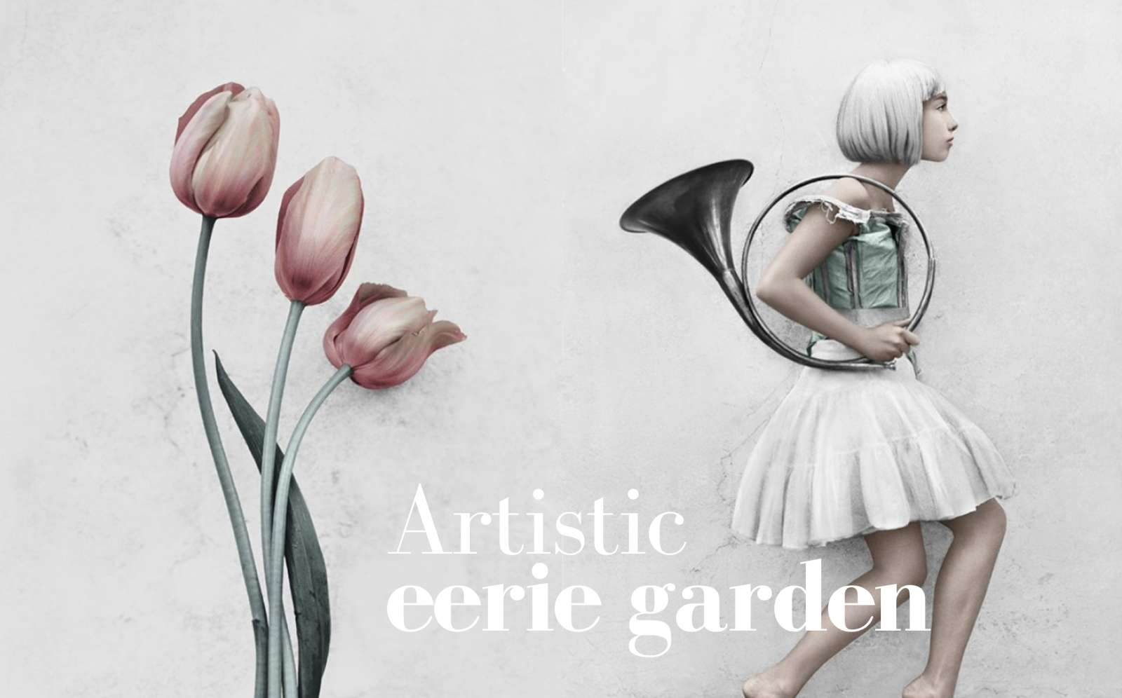 Artistic Eerie Garden: Interview with Vee Speers