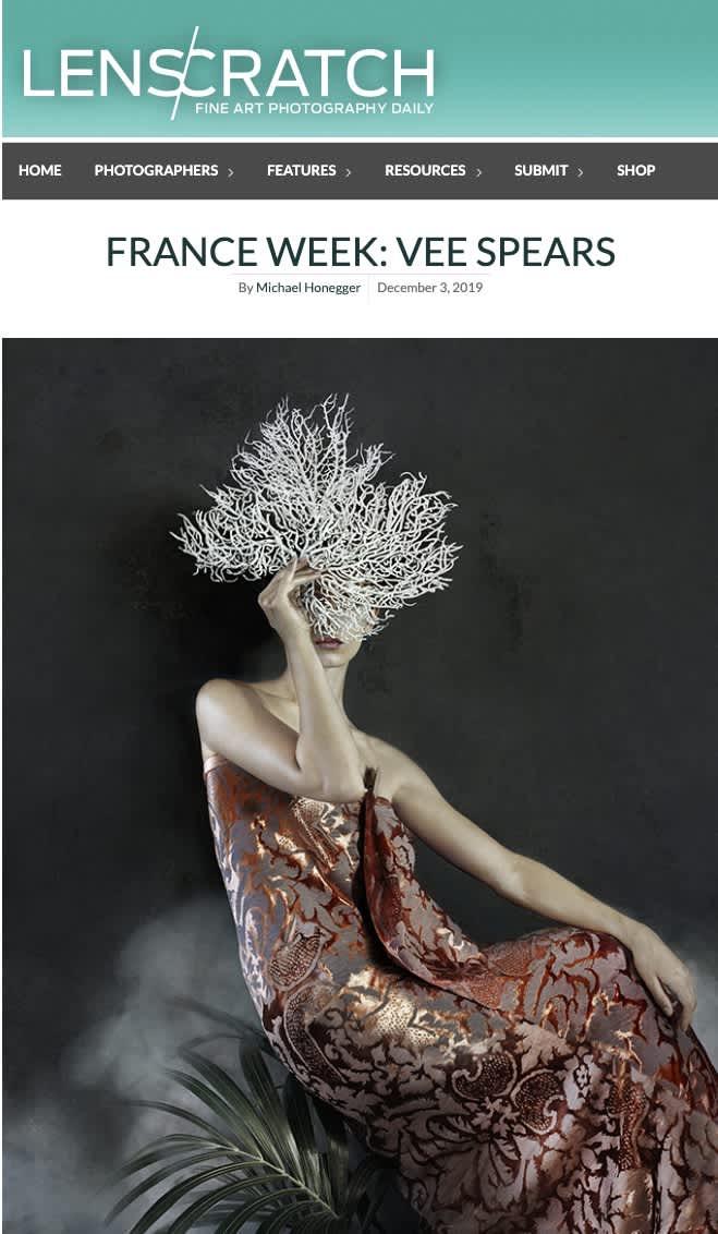 France Week: Vee Speers