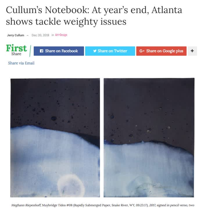 Cullum's Notebook: At year's end, Atlanta shows tackle weighty issues