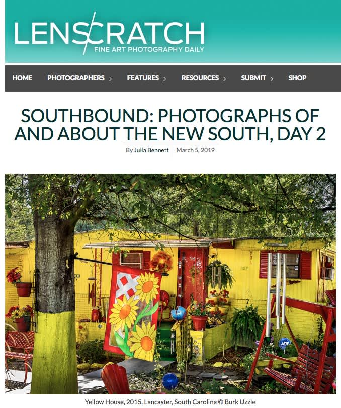Southbound: Photographs of and About the New South, Day 2