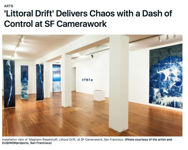 Littoral Drift' Delivers Chaos with a Dash of Control at SF Camerawork
