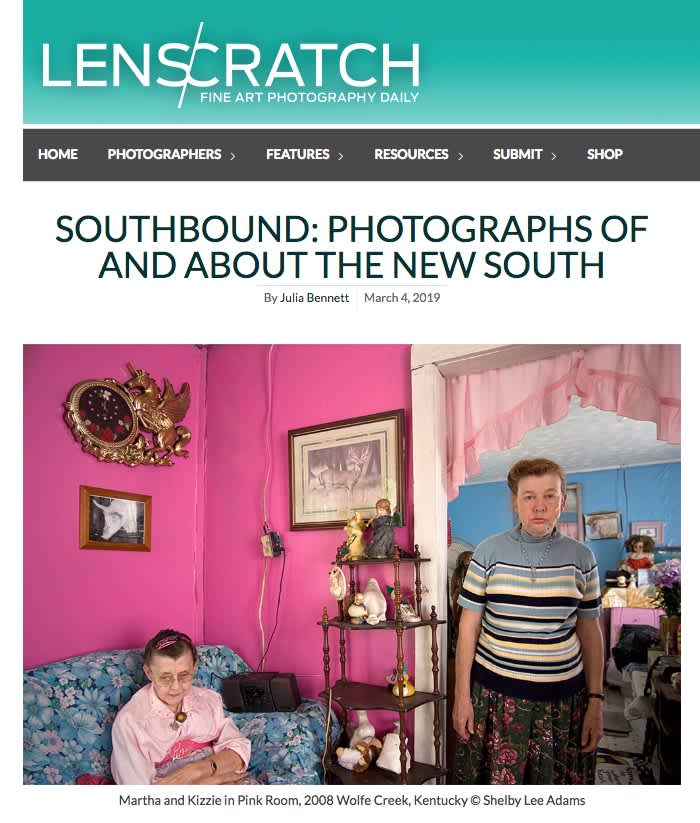 Southbound: Photographs of and About the New South