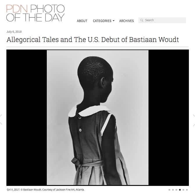 Allegorical Tales and The U.S. Debut of Bastiaan Woudt