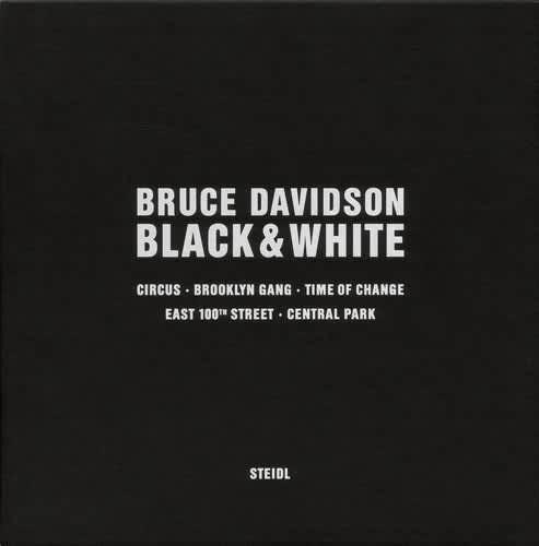 Bruce Davidson: Black and White