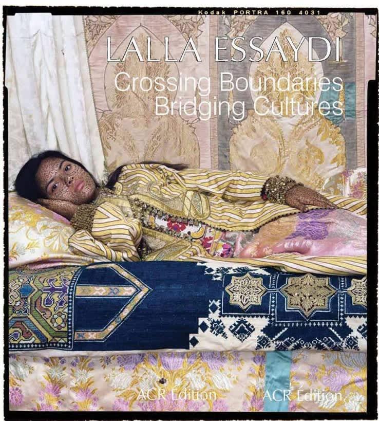 Lalla Essaydi: Crossing Boundaries, Bridging Cultures
