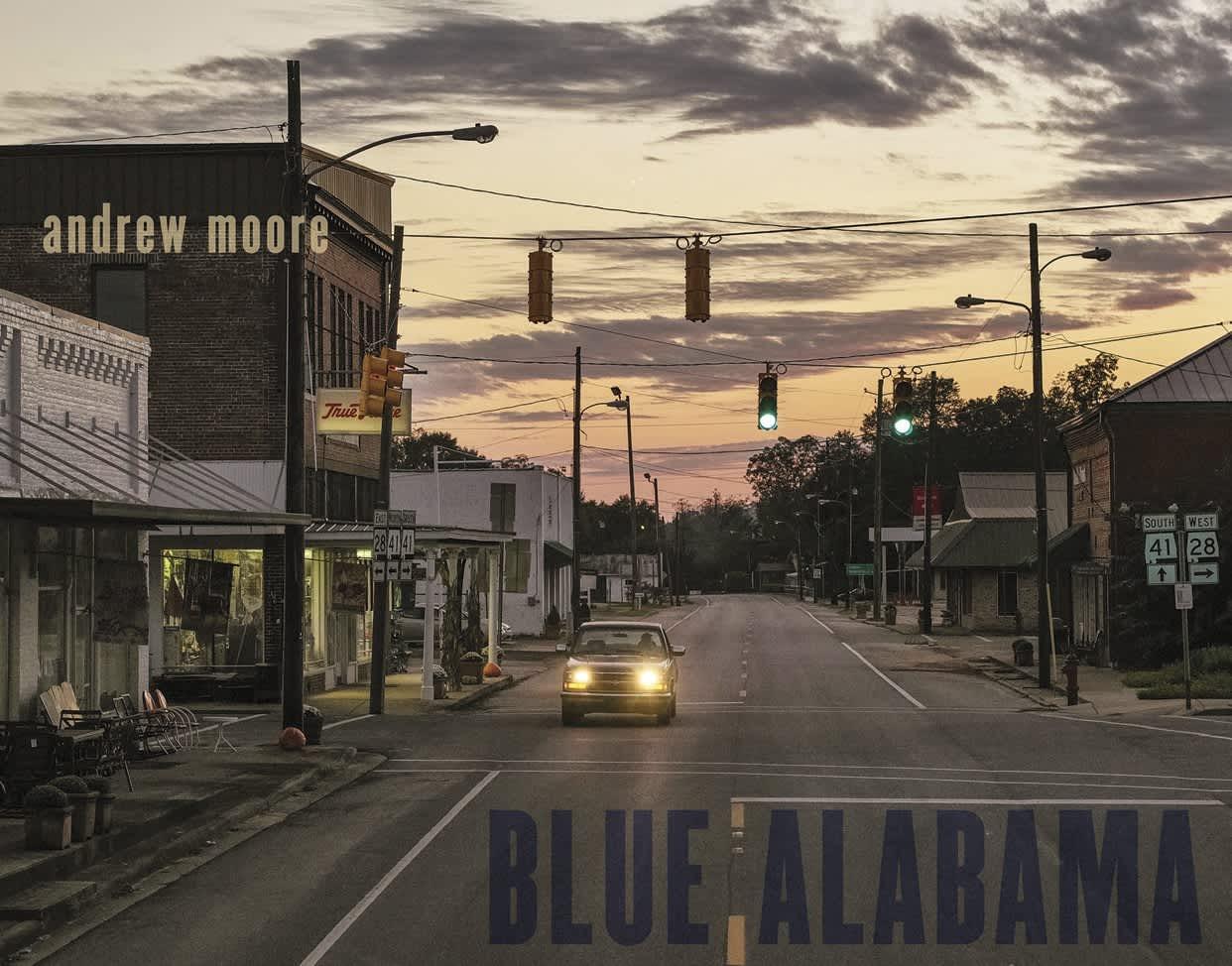 Andrew Moore: Blue Alabama