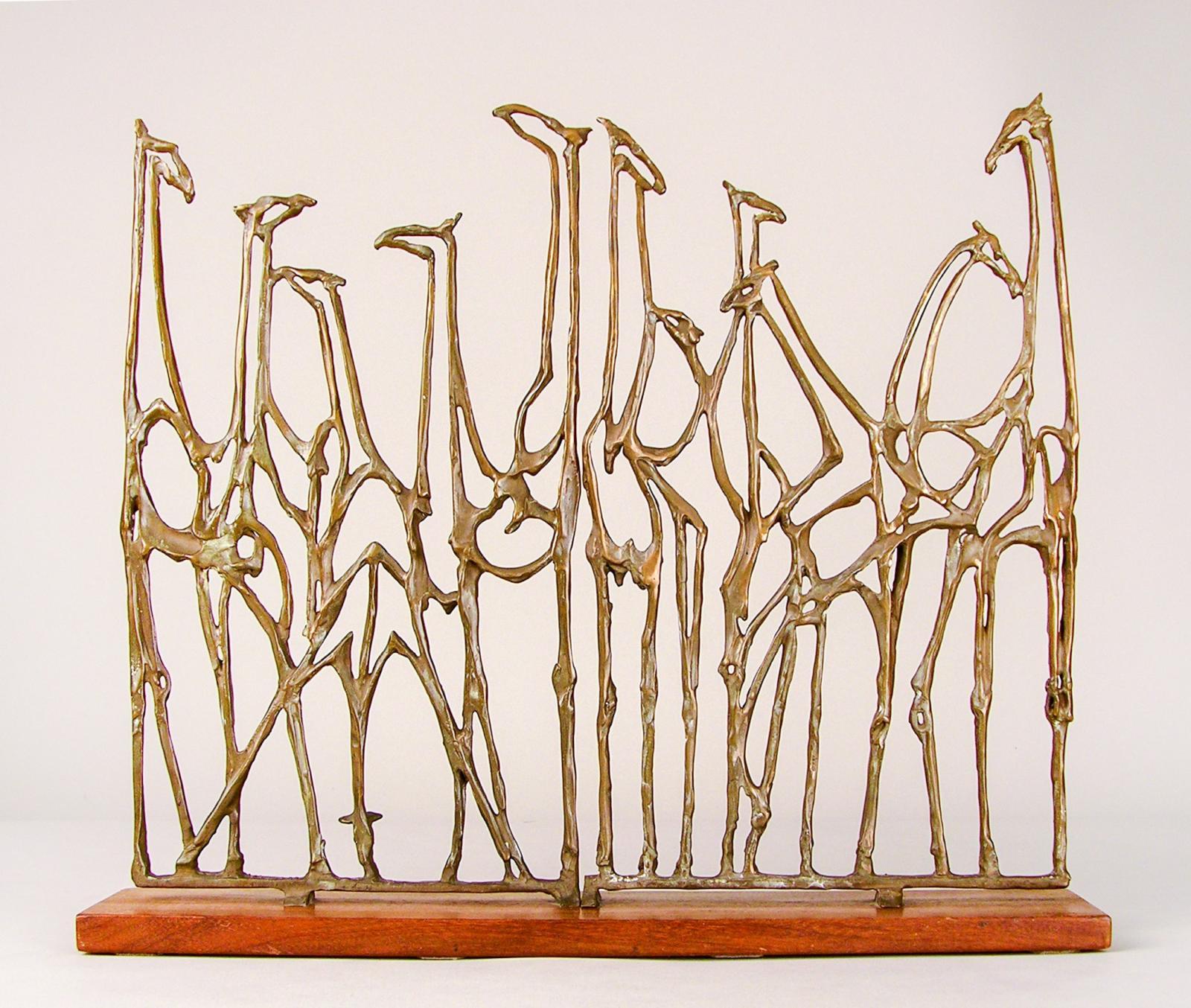 Giraffe Gates