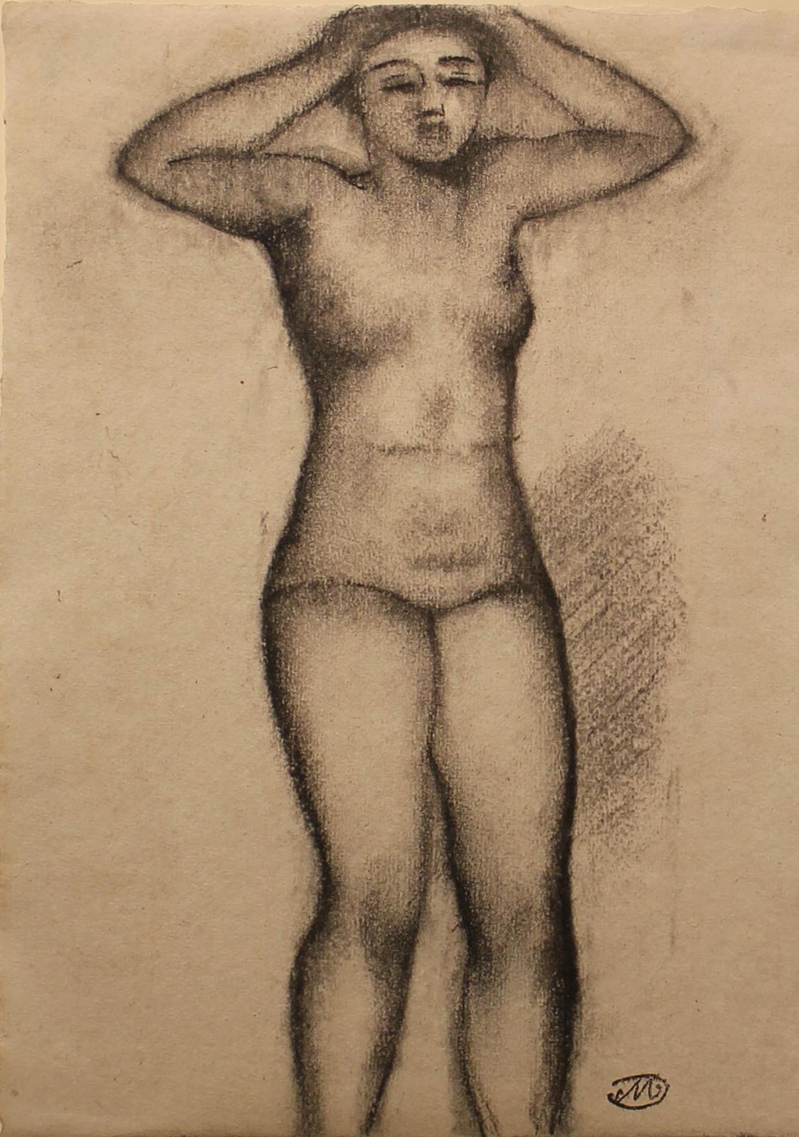 Aristide Maillol, Femme Debout