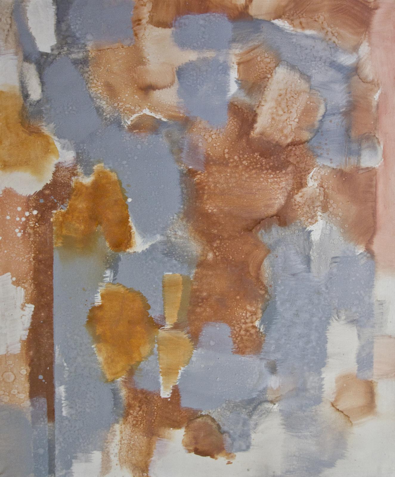 Untitled (Orange, Gray)