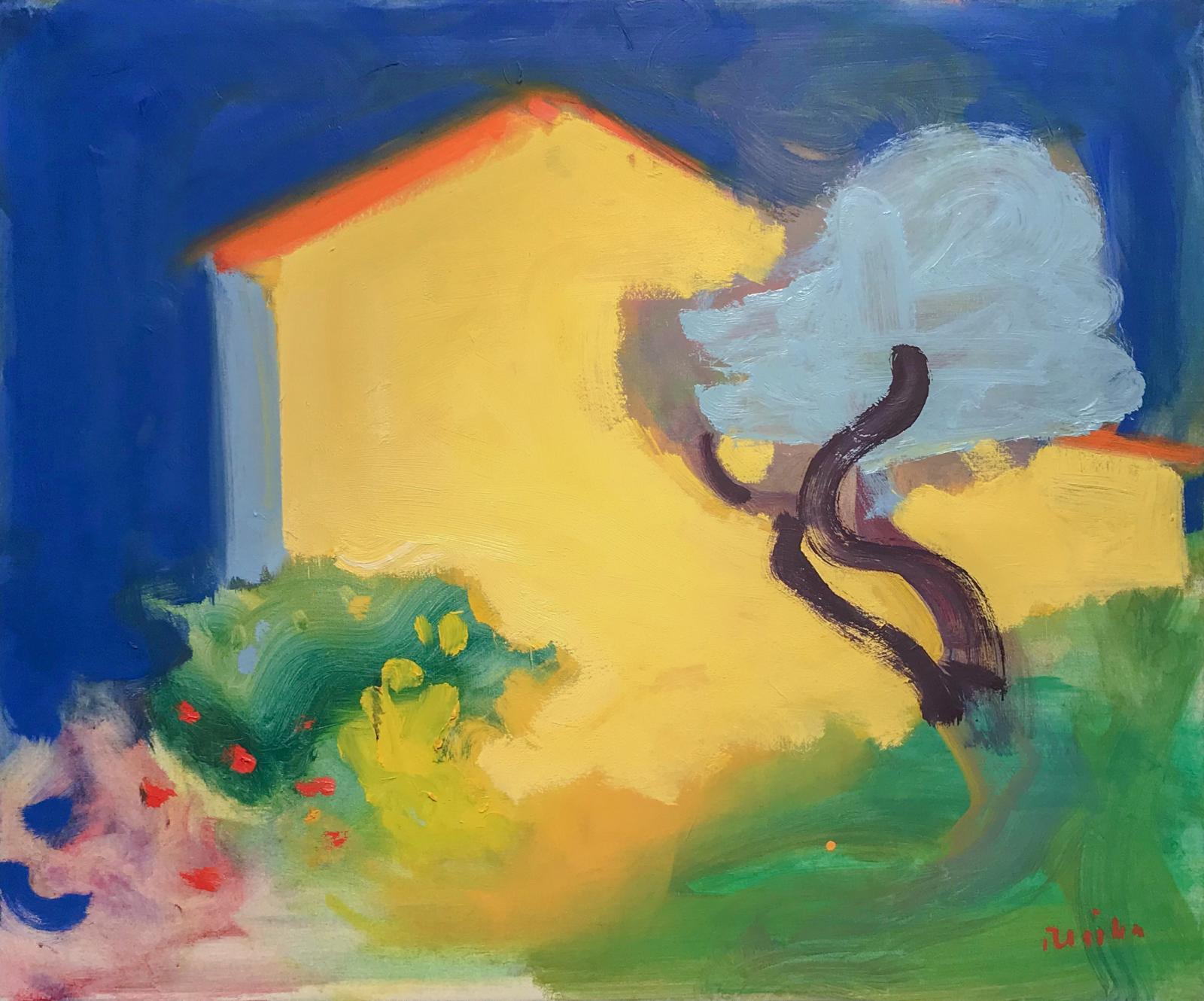 Blue Tree