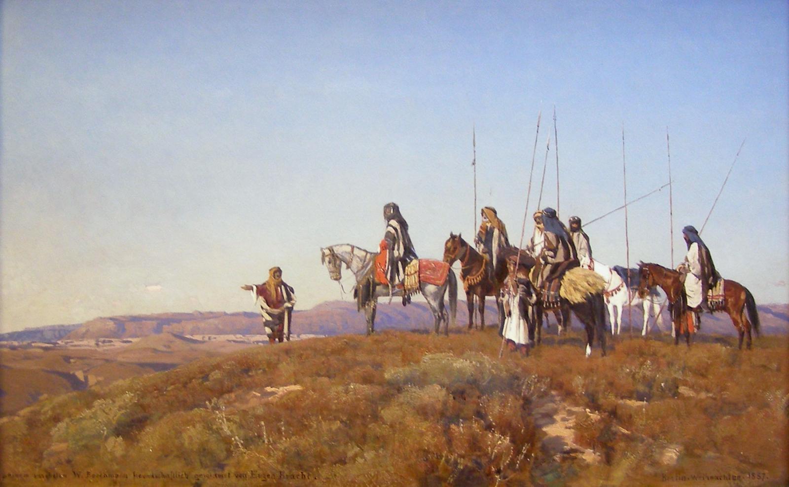Arabian Knights in Yemen