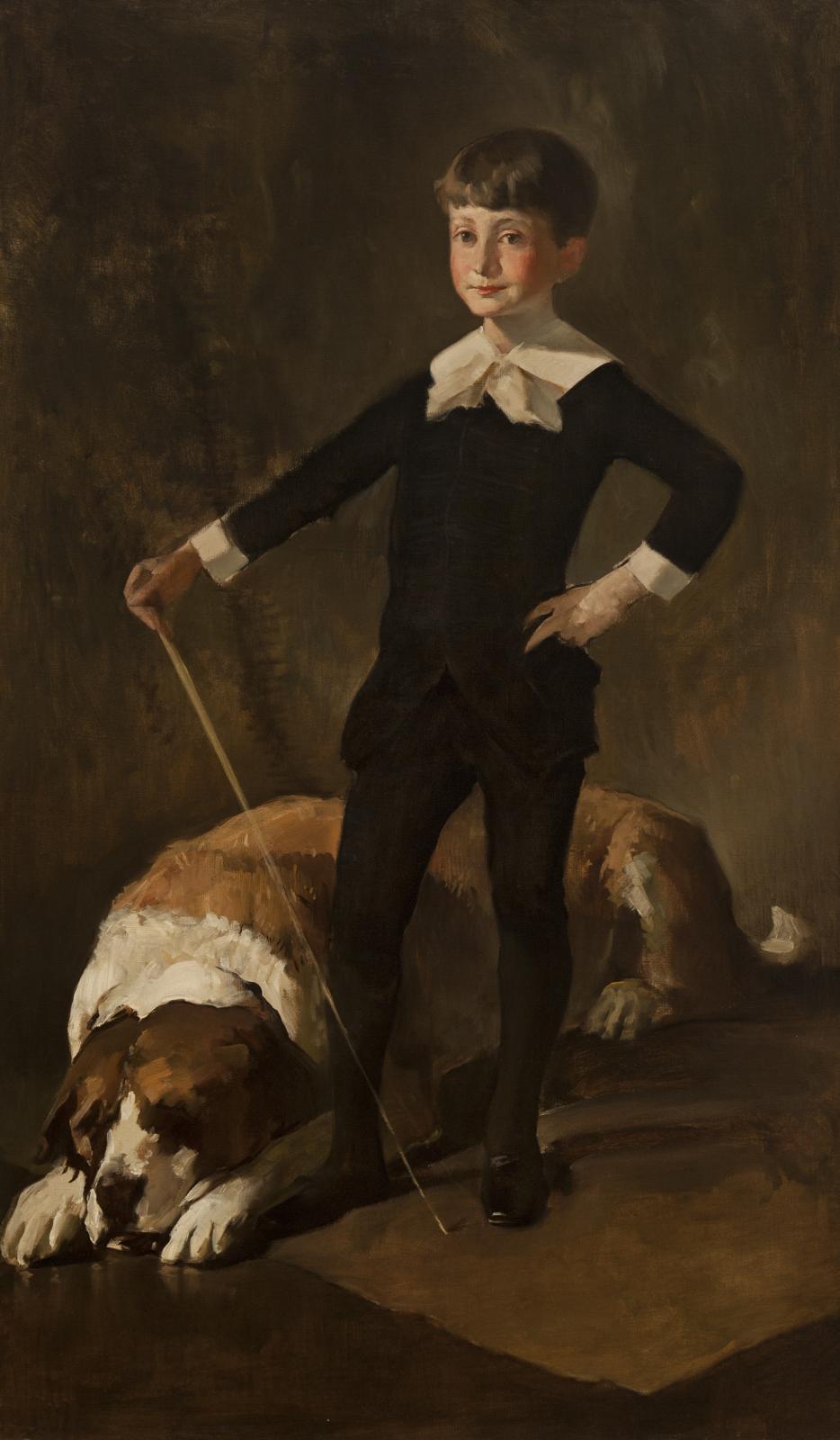 Portrait of Frederick Beasley Alexander