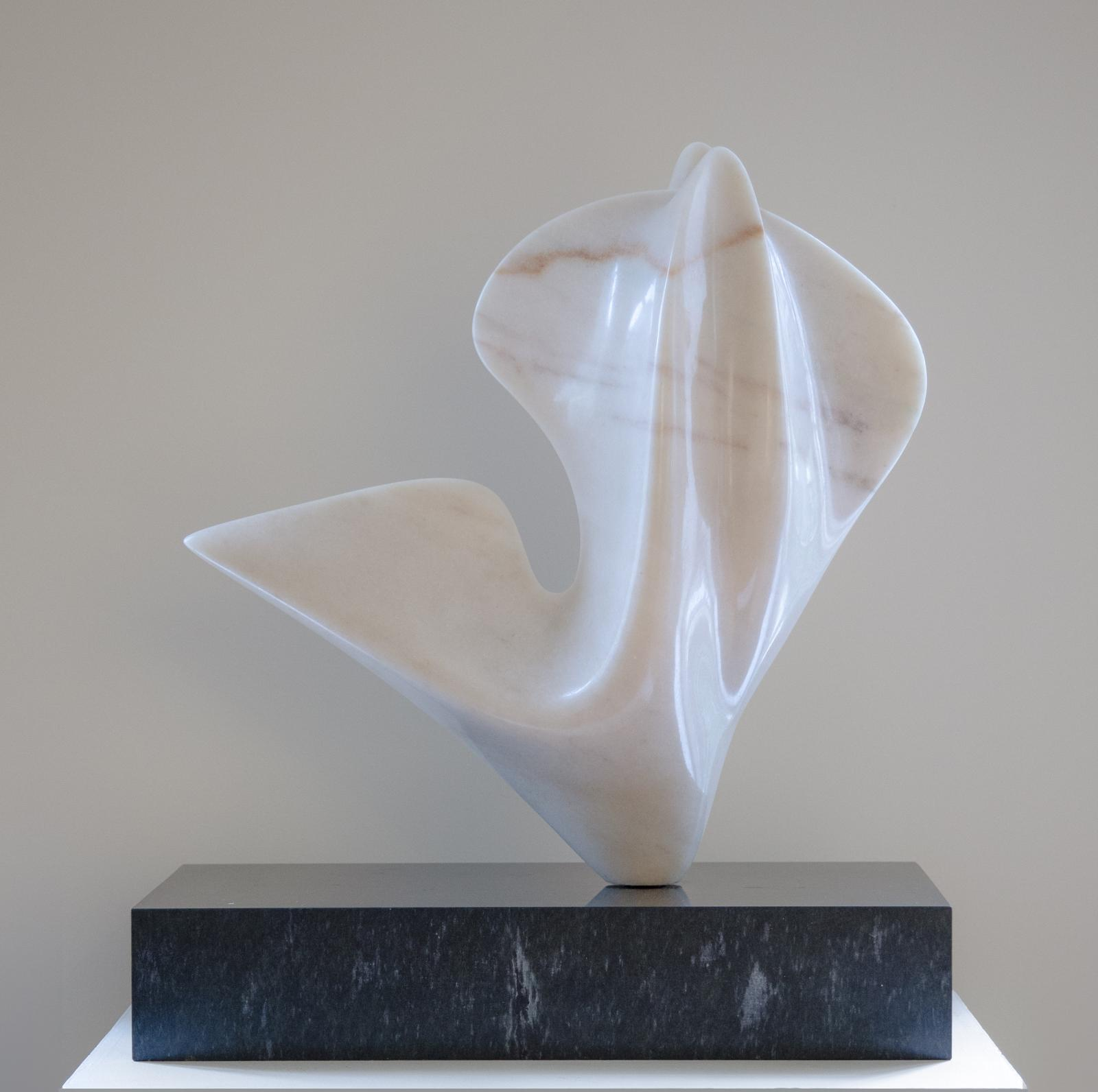 Antoine Poncet, Abstract Form, 1973
