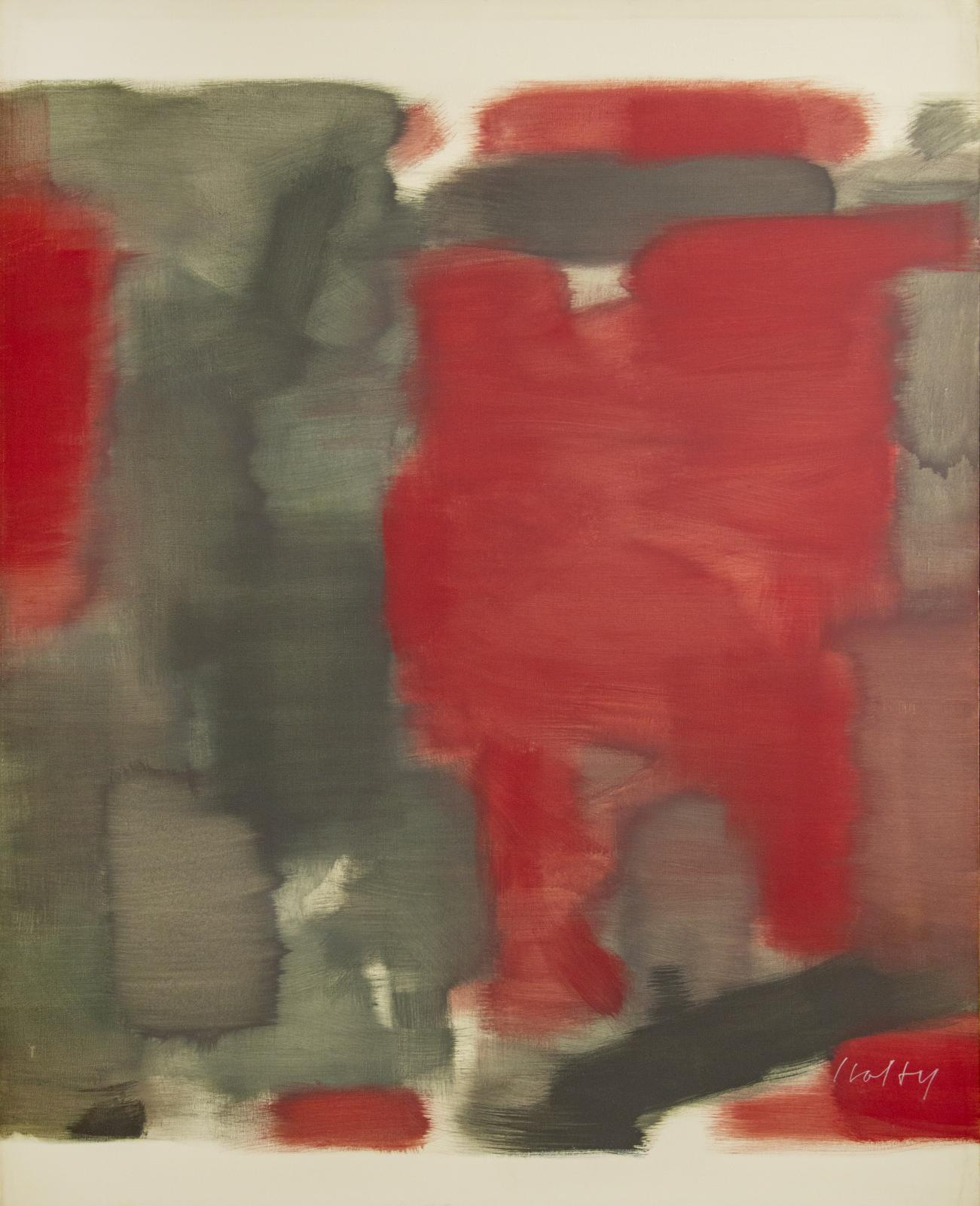 Twelfth Night (Red, Gray)
