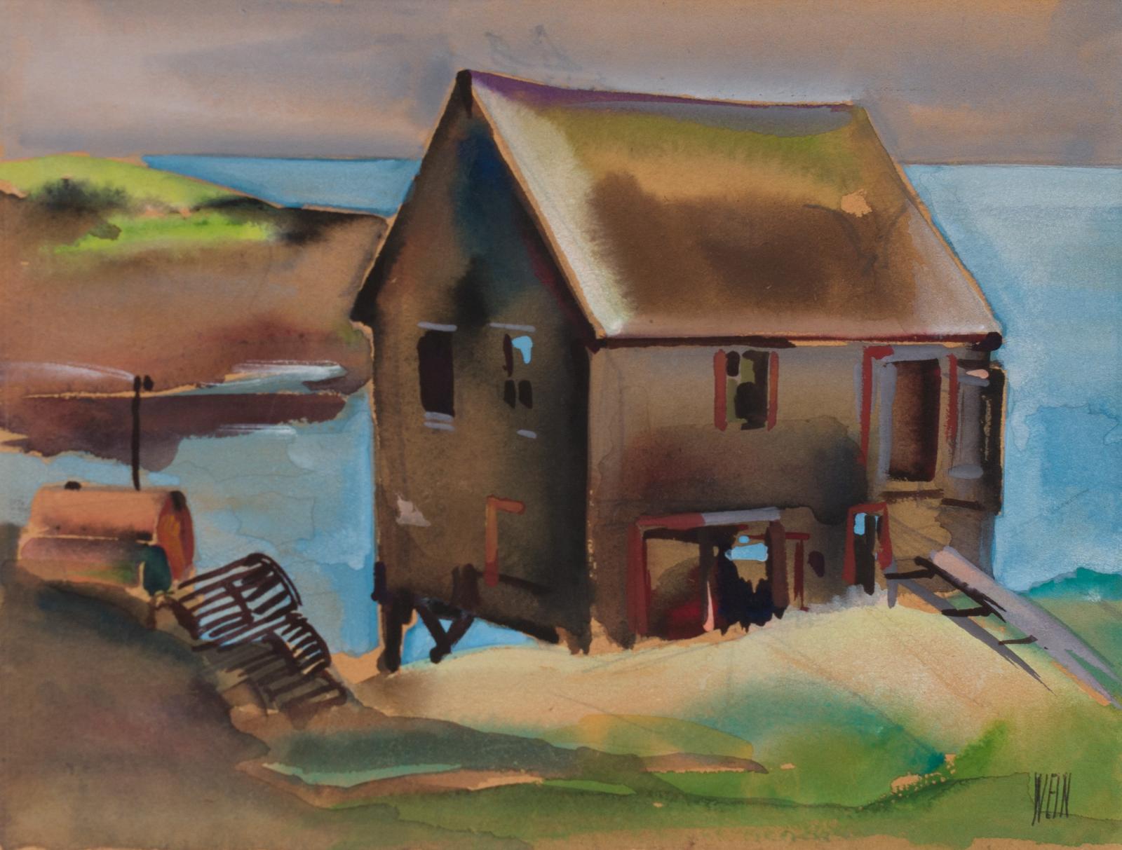 Monhegan House (Fisherman's Shack)