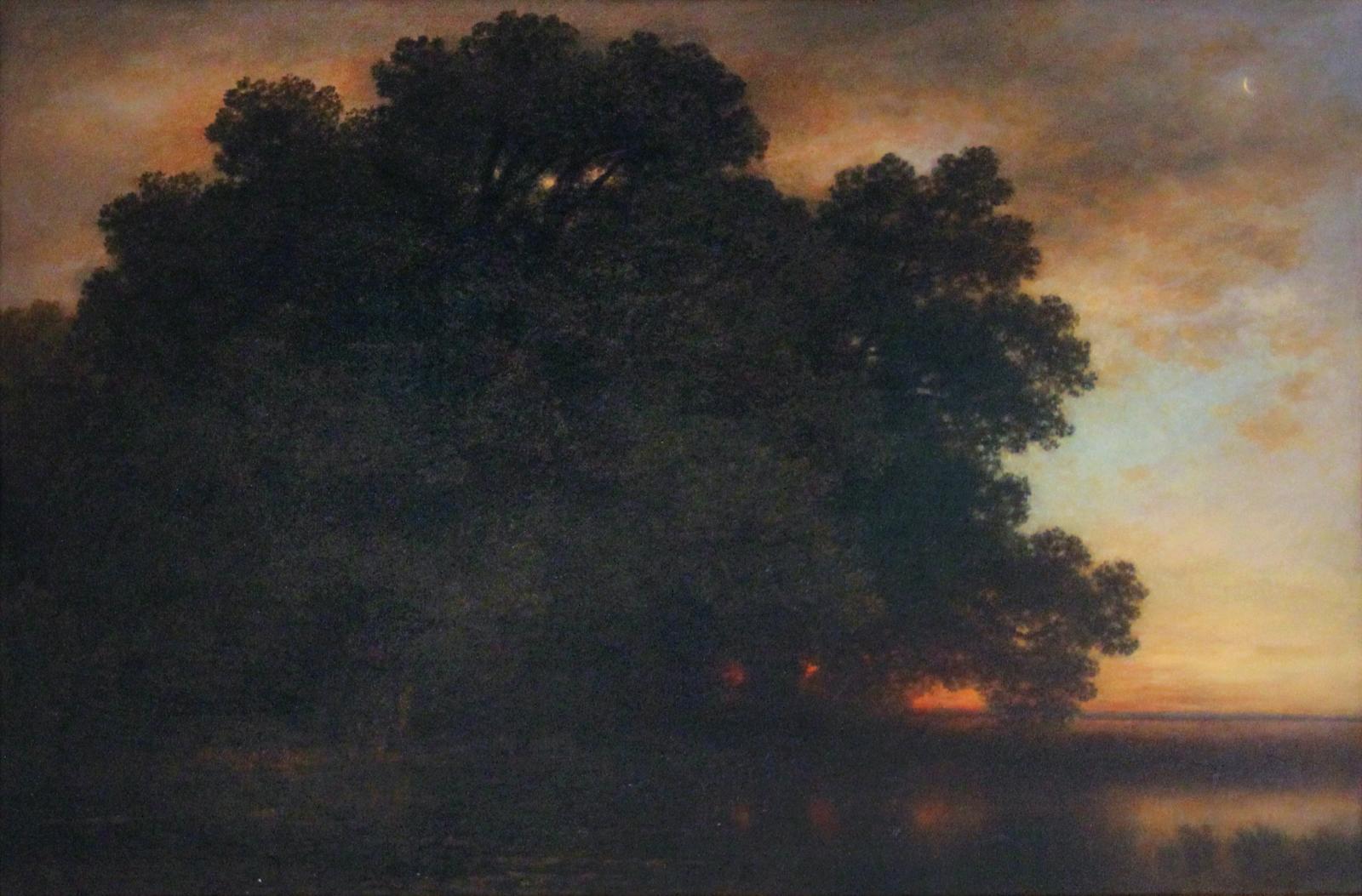 Stillness by the Lake