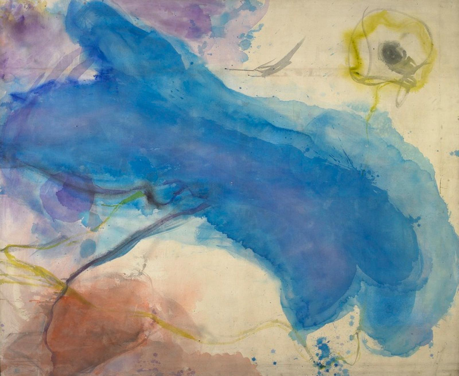 Vivian Springford, Blue Form, 1963