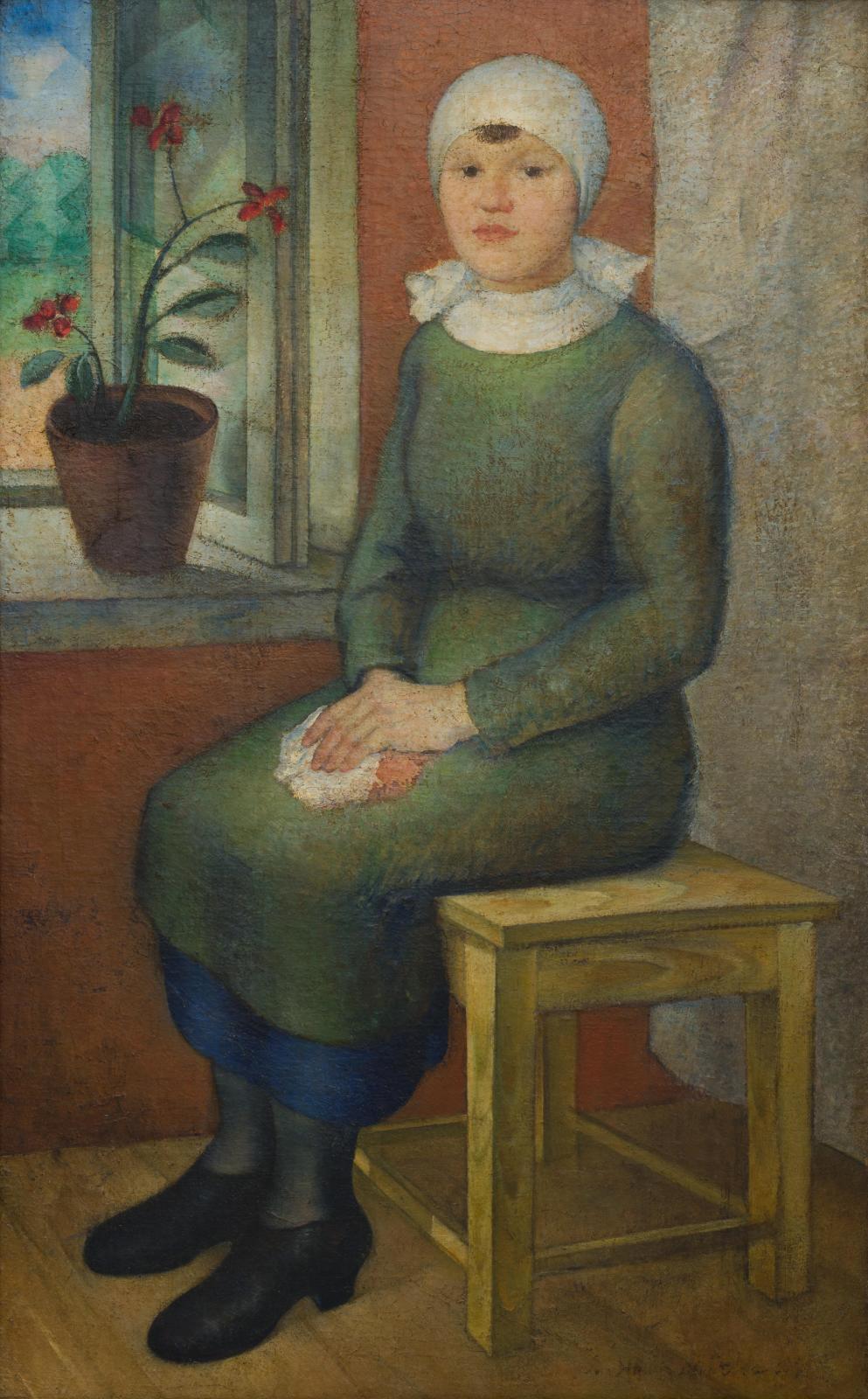 Olga, Russian Woman