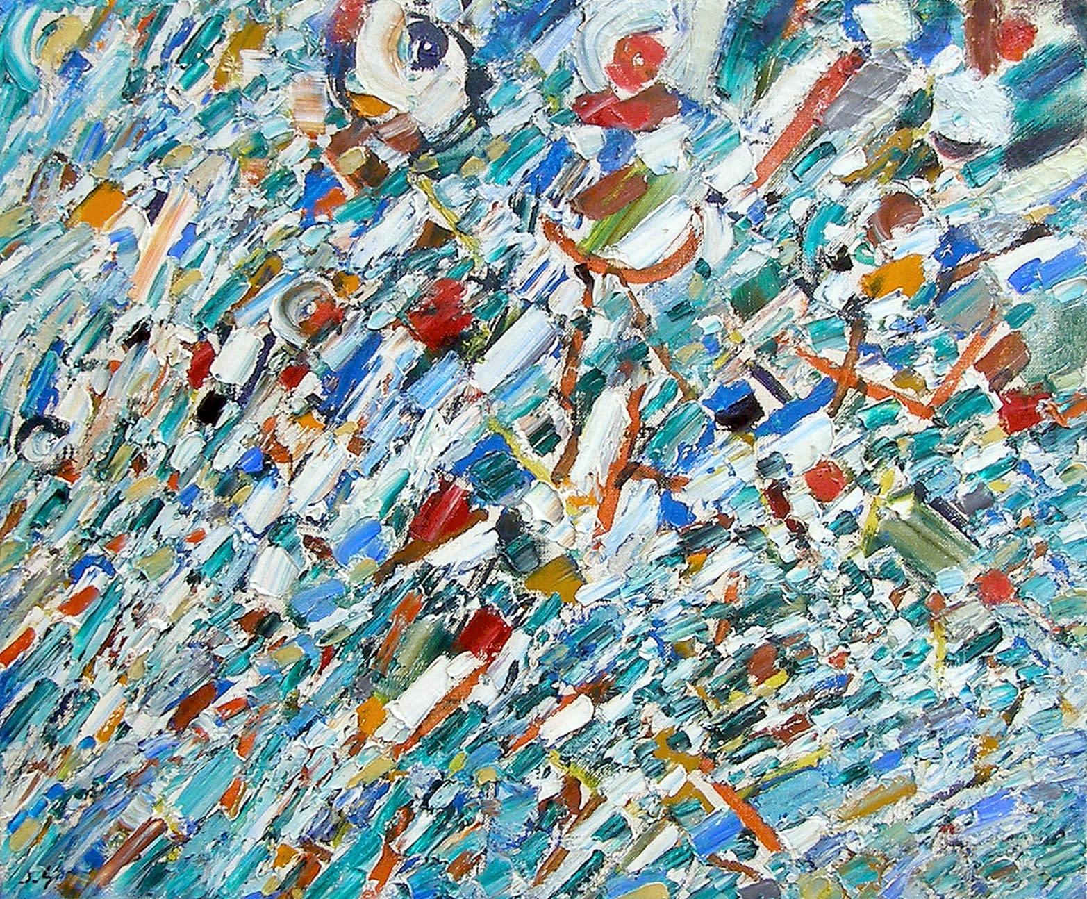 Composition Abstraite, no. 494