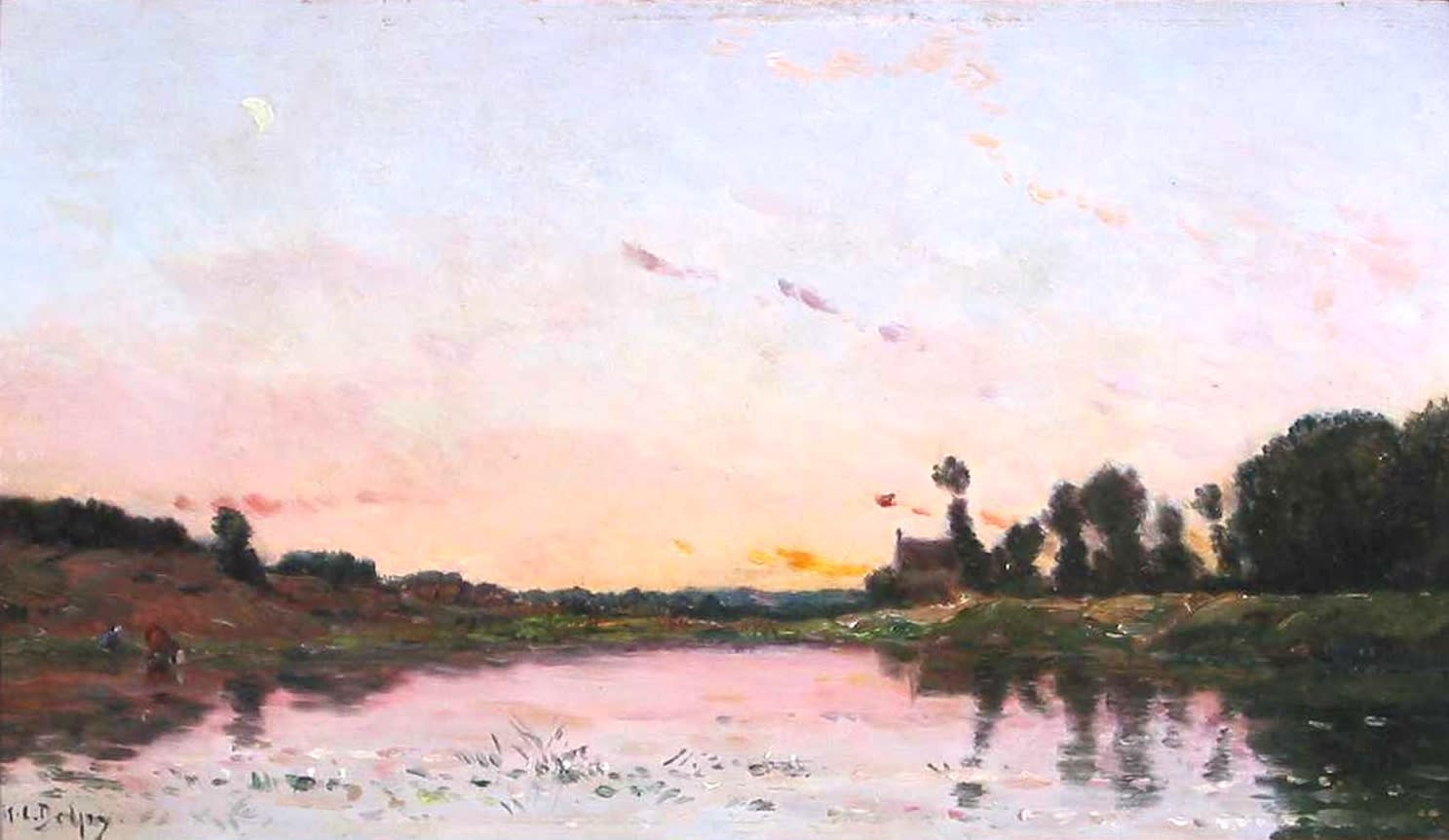 Les Bords de l'Etang