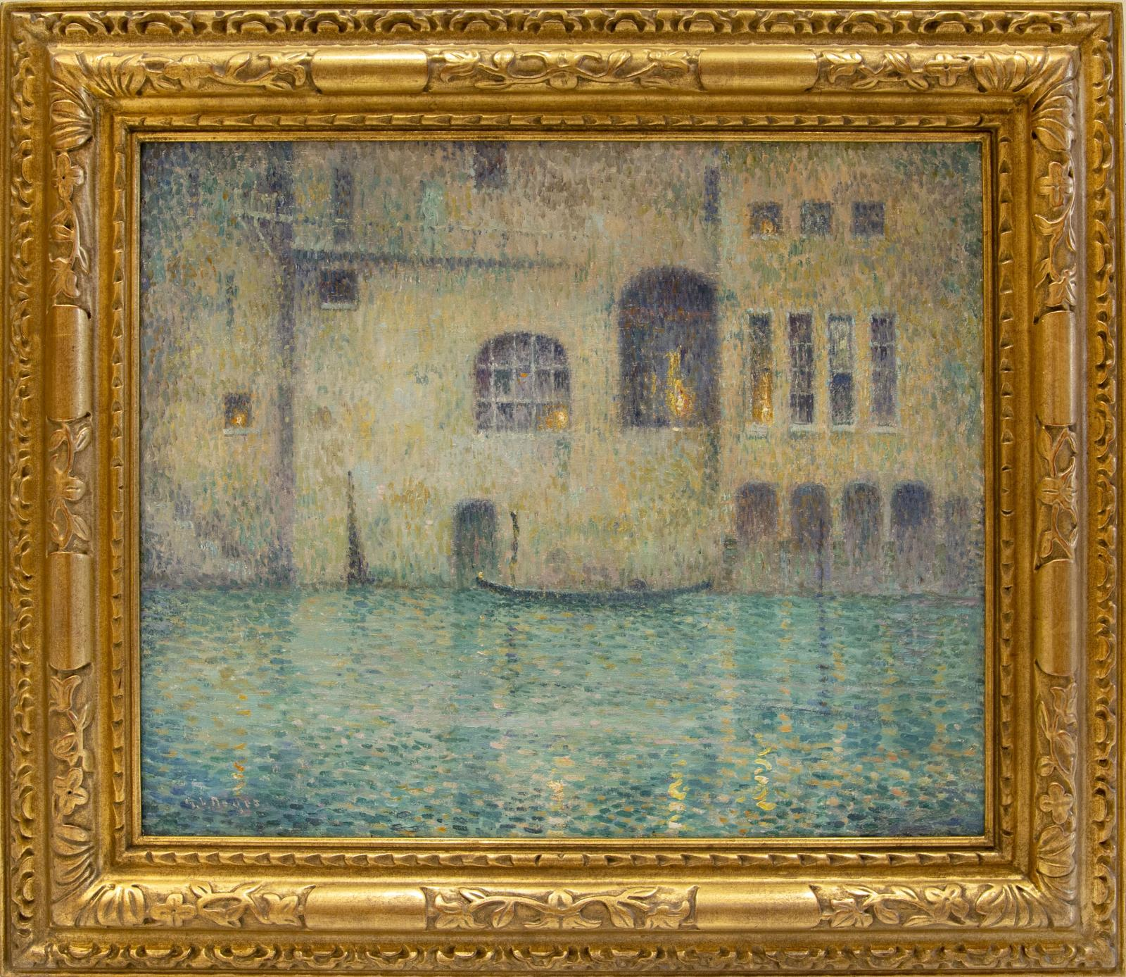Venetian Twilight