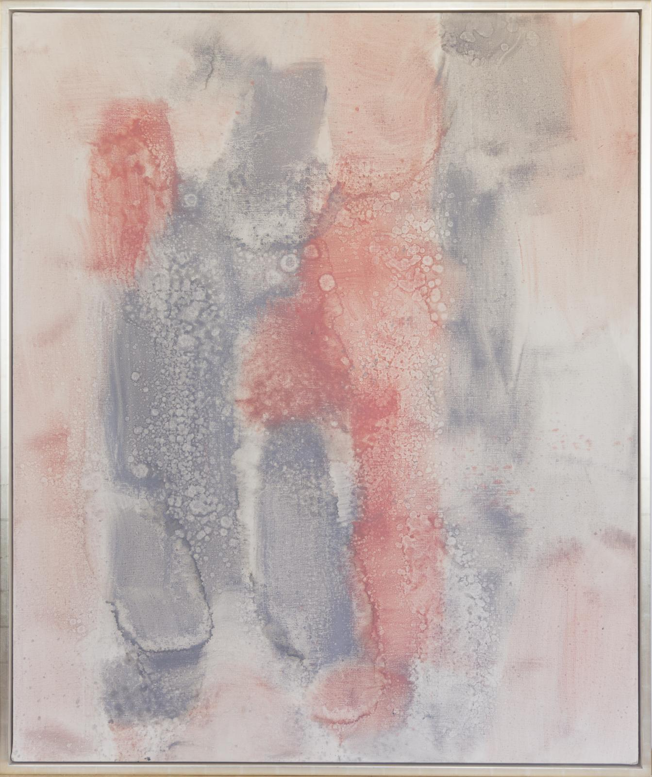 Untitled (Red, Gray) #3