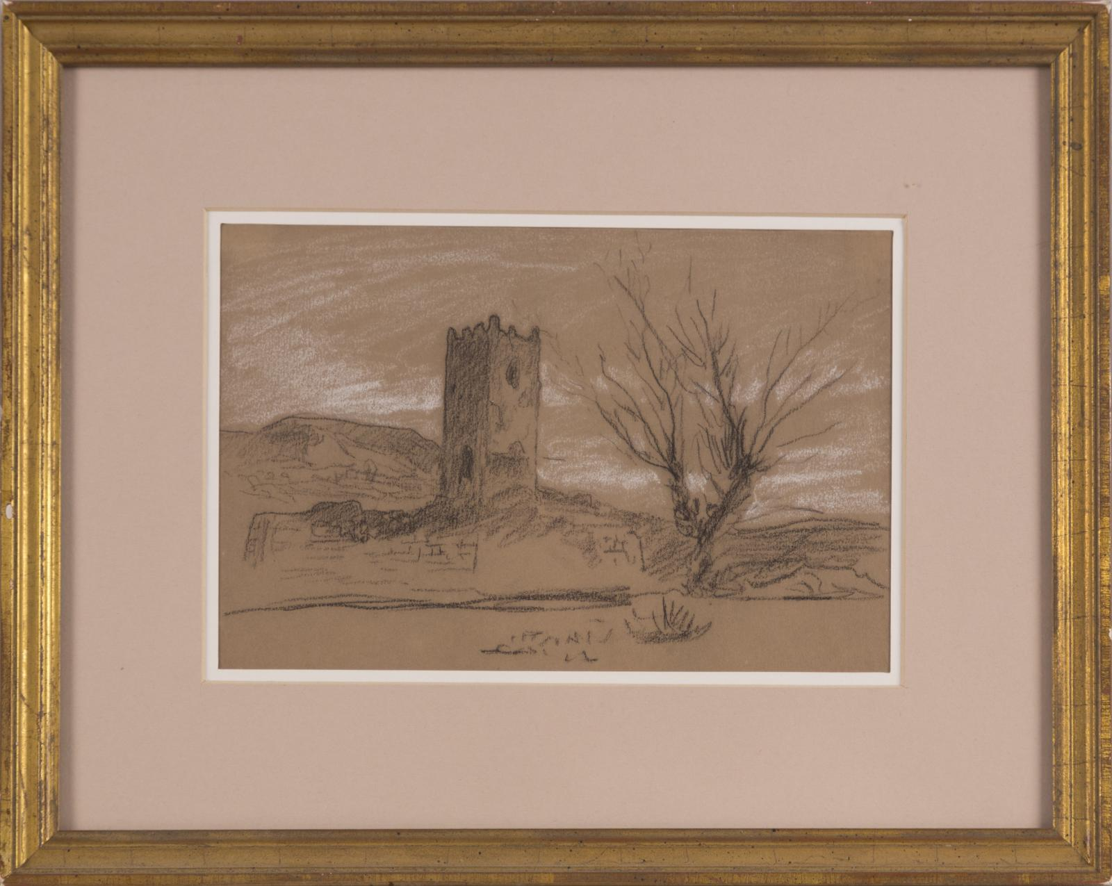 Tower in a Landscape